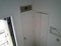 玄関付近/トイレのドア
